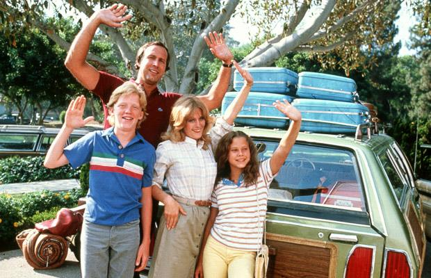 The Clark Griswold Effect
