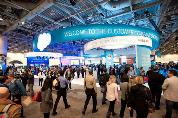 Dreamforce Expo