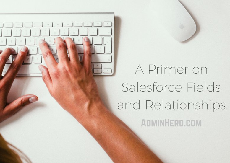 A Primer on Salesforce Fields and Relationships