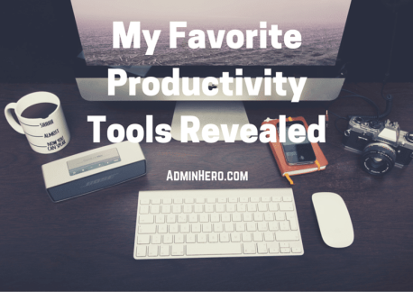 My Favorite Productivity Tools Revealed 2