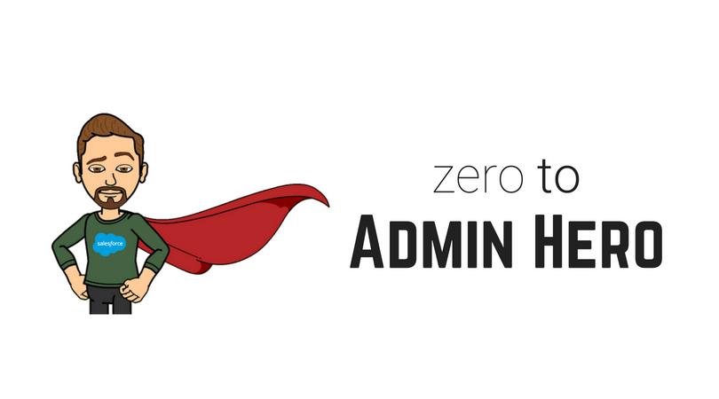 Zero to Hero – Admin Hero